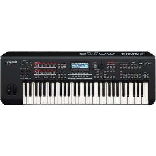 Yamaha MOX6 z kategorii Keyboardy i syntezatory