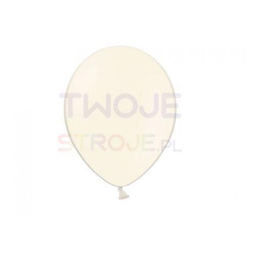 Balon lateksowy pastel kremowy 23 cm 1 szt. marki Twojestroje.pl