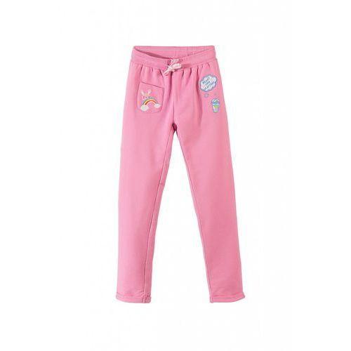 Spodnie dresowe dla dziewczynki 3m3201 marki 5.10.15.