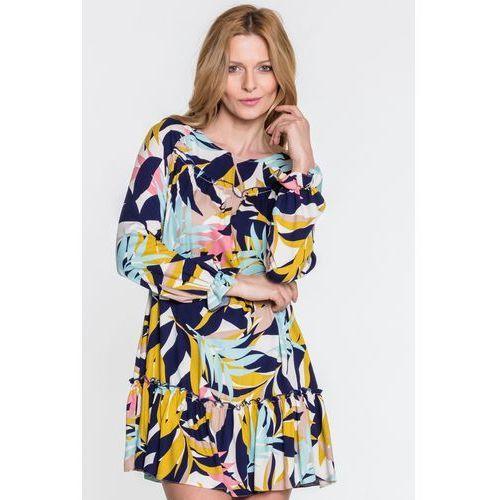 Sukienka we wzorki - marki Margo collection