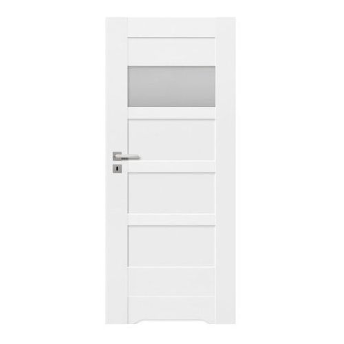 Drzwi z podcięciem Ombra 60 prawe kredowo-białe