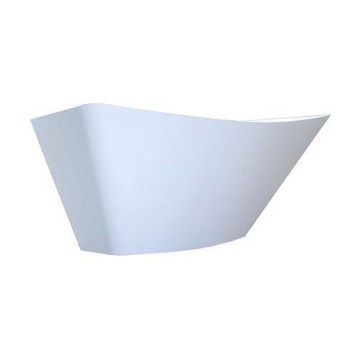 Lampa kinkietowa ultralite 20 biała | 1 x 20 w | pokrycie 60 m2 marki Impeco