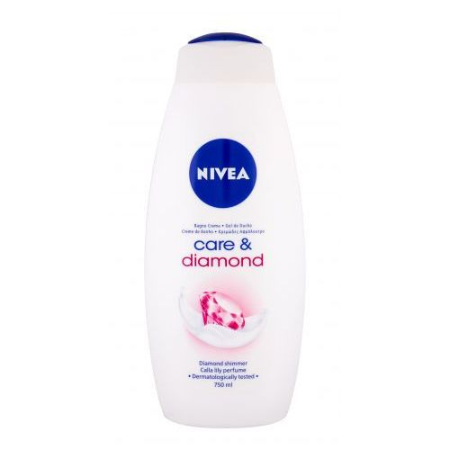 Nivea Care & Diamond krem pod prysznic 750 ml dla kobiet