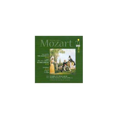 Mdg Mozart: piano concerto, symphony (0760623096728)
