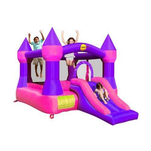 Dmuchany zamek ze zjeżdżalnią marki Happyhop