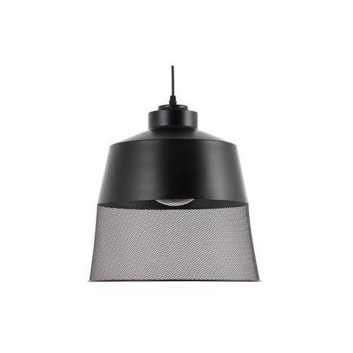 Lampa wisząca czarna muga marki Beliani