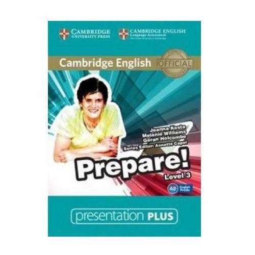 Cambridge university press Cambridge english prepare! 3 presentation plus dvd