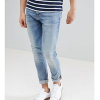 Nudie Jeans Co Tight Terry Jeans Subtle Beat - Blue