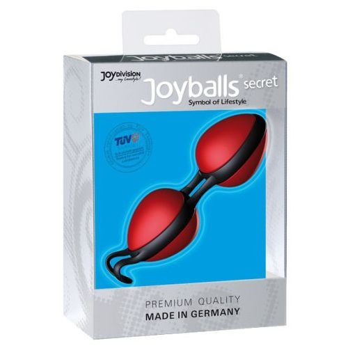 Joydivision (ge) Joyballs secret (czerwień/czerń)