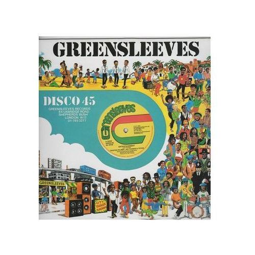 Triston Palmer / Jah Thomas / Toyan / Little John - Entertainment / Jah Guide I - sprawdź w wybranym sklepie