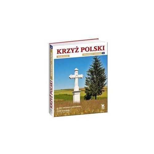 Krzyż polski Krajobraz i sacrum t.3. Darmowy odbiór w niemal 100 księgarniach!, Biały Kruk
