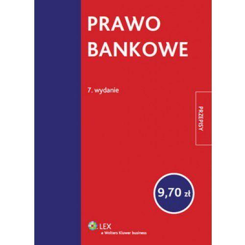 Prawo bankowe (320 str.)