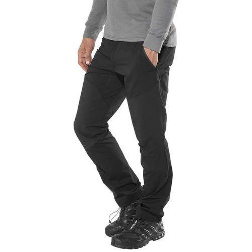 Arc'teryx gamma rock spodnie długie mężczyźni czarny s 2018 spodnie wspinaczkowe (0686487203679)