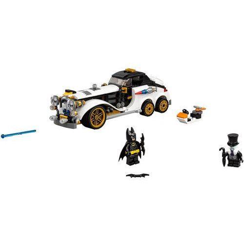 LEGO Batman Movie Arktyczny samochód Pingwina 70911