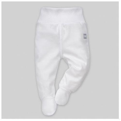 Półśpioszki Bezuciskowe White / Białe, PINOKIO, PIN3505