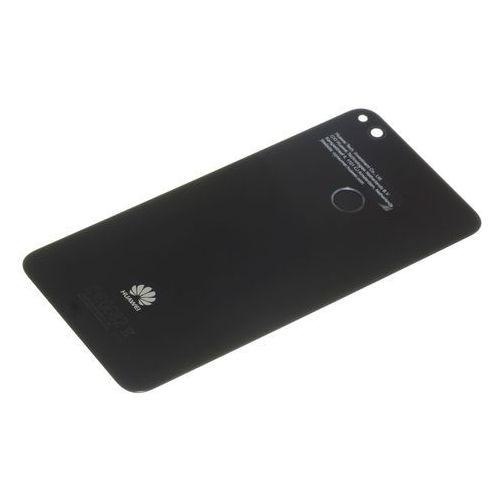 Oryginalna klapka baterii p9 lite 2017 grade a czarna marki Huawei