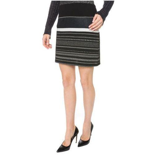 spódnica damska anders xs czarny, Desigual, 34-44