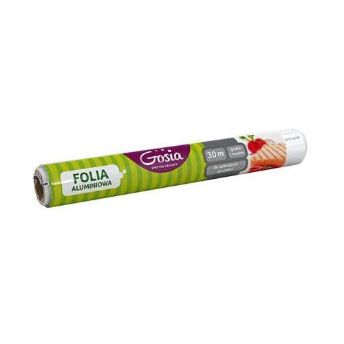 Politan Gosia 30m folia aluminiowa do pakowania żywności