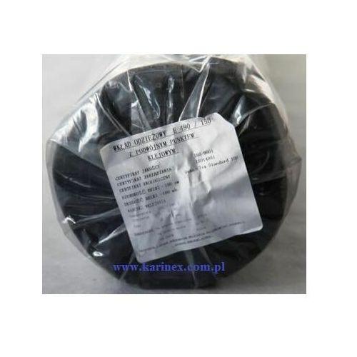 Wkład odzieżowy elastyczny e 490/150 czarny 100 mb. marki Vateks