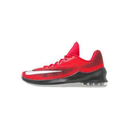 Nike Performance AIR MAX INFURIATE Obuwie do koszykówki university red/white/black/total crimson/matte silver/bright crimson