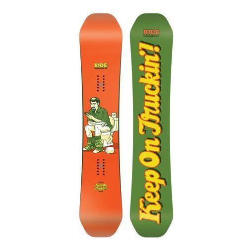 Deska Snowboardowa Ride KINK 2016