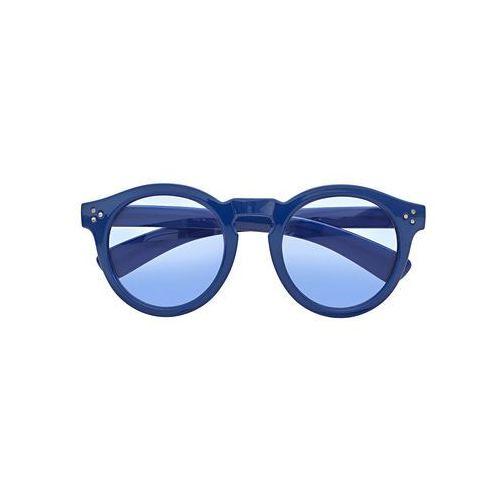 Okulary przeciwsłoneczne ciemnoniebieski marki Bonprix