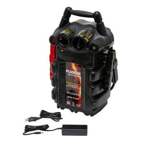 Fluxon Booster kondensatorowy – urządzenie rozruchowe 12/24 v - bcp1224c