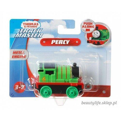 Pociąg tomek i przyjaciele, mała lokomotywka trackmaster percy marki Fisher price