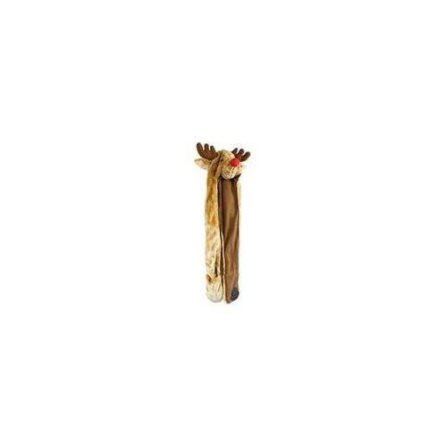 Czapka z szalikiem renifer -  janusz kraszek marki Godan