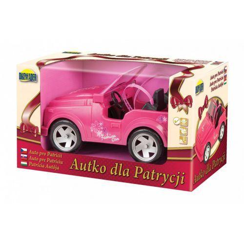 Autko dla patrycji - pudełko marki Dromader