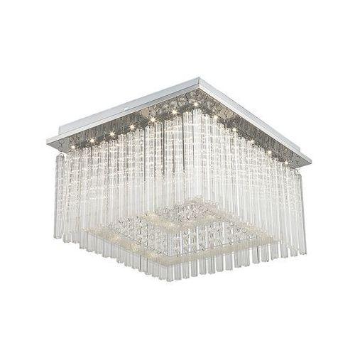 Rabalux Plafon lampa sufitowa danielle 1x21w led chrom 2448