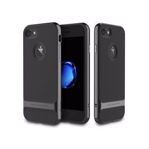 Etui ROCK Royce do Apple iPhone 7/8 Czarny (6950290647505)