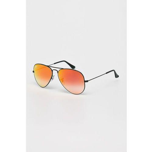 Ray-ban - okulary aviator flash