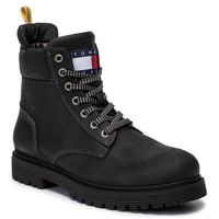 Trapery - outdoor sued boot em0em00317 magnet 008, Tommy jeans, 40-46