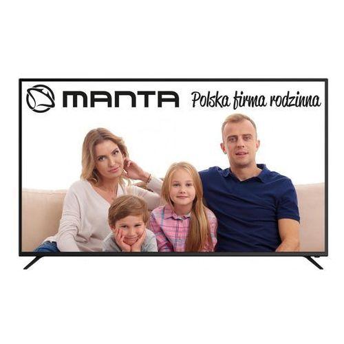 TV LED Manta 65LUA59M