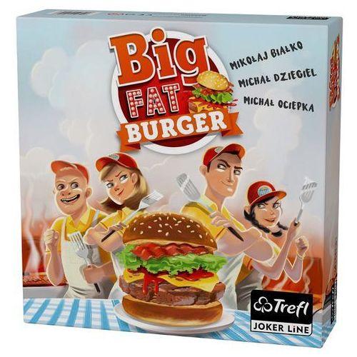 Trefl kraków Gra big fat burger (5904262950293)