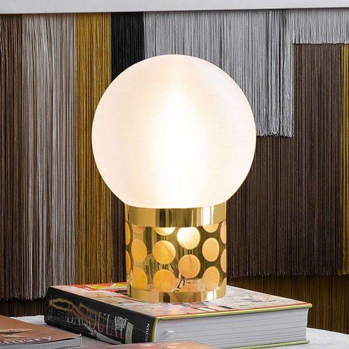 Slamp atmosfera lampa stołowa, Ø 20 cm, złota