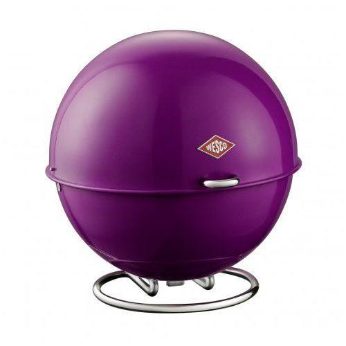 superball chlebak/pojemnik fioletowy 26 cm marki Wesco