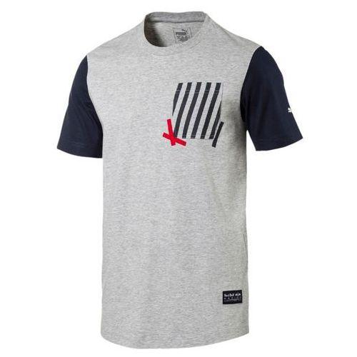 Koszulka z logo red bull racing 57275602, Puma, M-L