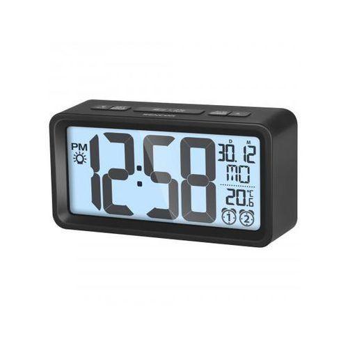 SENCOR Budzik z termometrem SDC 2800 >> PROMOCJE - NEORATY - SZYBKA WYSYŁKA - DARMOWY TRANSPORT OD 99 ZŁ! (8590669242771)