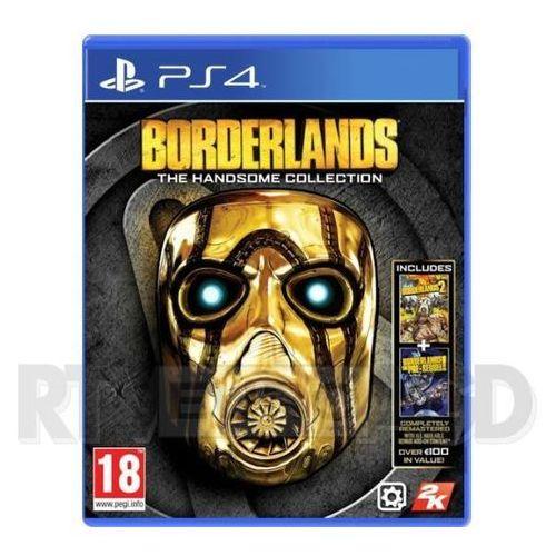 Borderlands: the handsome collection - produkt w magazynie - szybka wysyłka! wyprodukowany przez 2k games