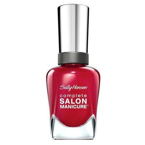 complete salon manicure 14,7ml w lakier do paznokci 530 back to the fucshia marki Sally hansen