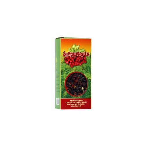 Dary natury Herbata żurawinowa 100g