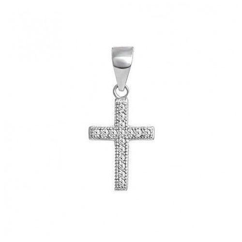 Biżuteria damska dhzz9001 zawieszka srebrna marki Infinity