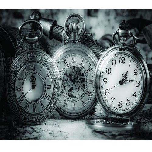 Fototapeta zegarki kieszonkowe: czarno białe 1520 marki Consalnet