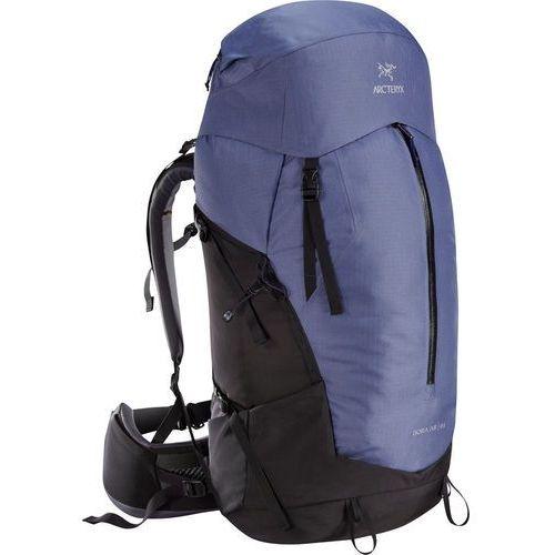Arc'teryx bora ar 61 plecak kobiety fioletowy regularny 2018 plecaki turystyczne (0686487126695)