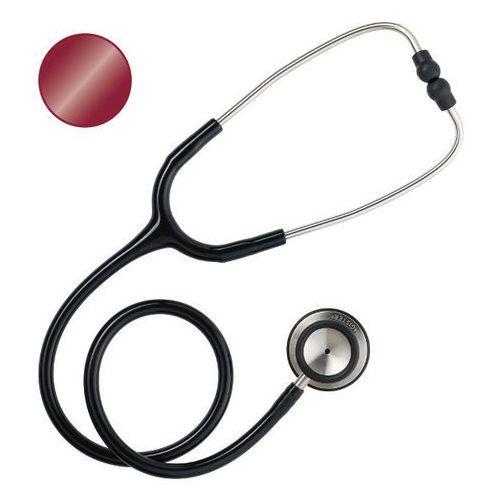 Stetoskop internistyczny SPENGLER MAGISTER - brązowo-czerwony
