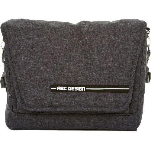 Abc design  torba na akcesoria do przewijania fashion street