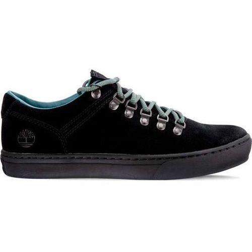 Buty adv 2 0 cupsole alpine oxford black - męskie sneakersy - czarny marki Timberland