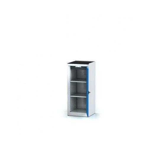 Szafa warsztatowa - 2 półki, 1 szuflada